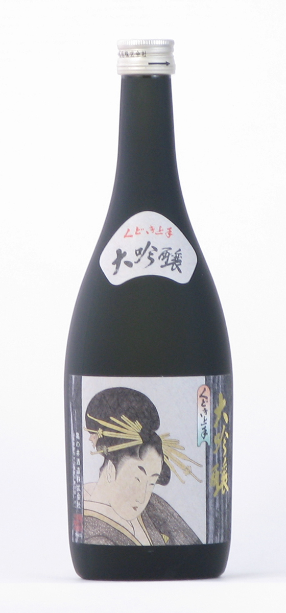亀の井酒造 くどき上手 大吟醸