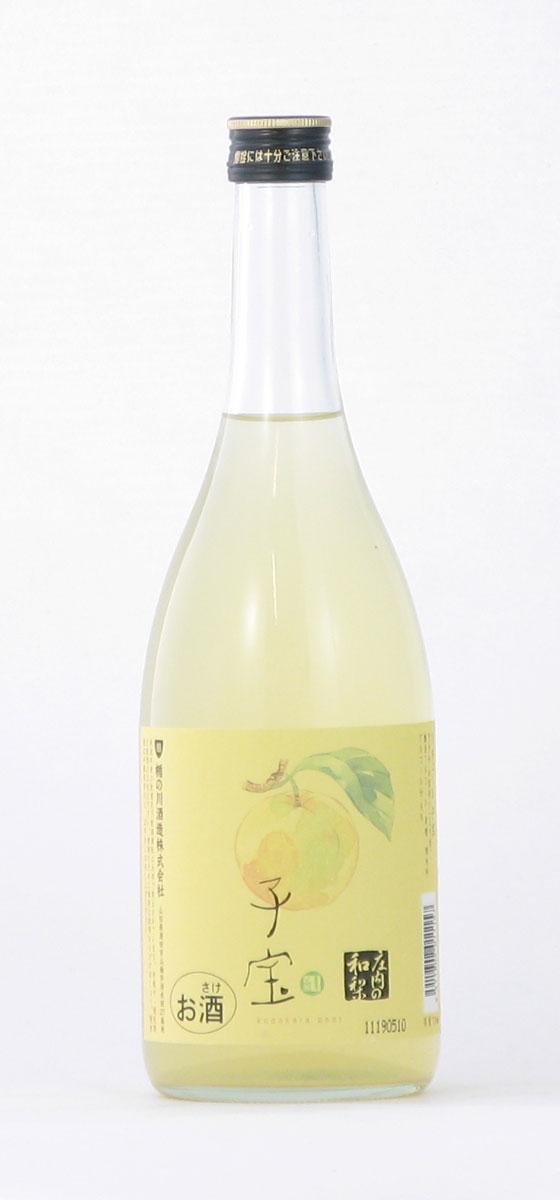 楯の川酒造 子宝 庄内 和梨