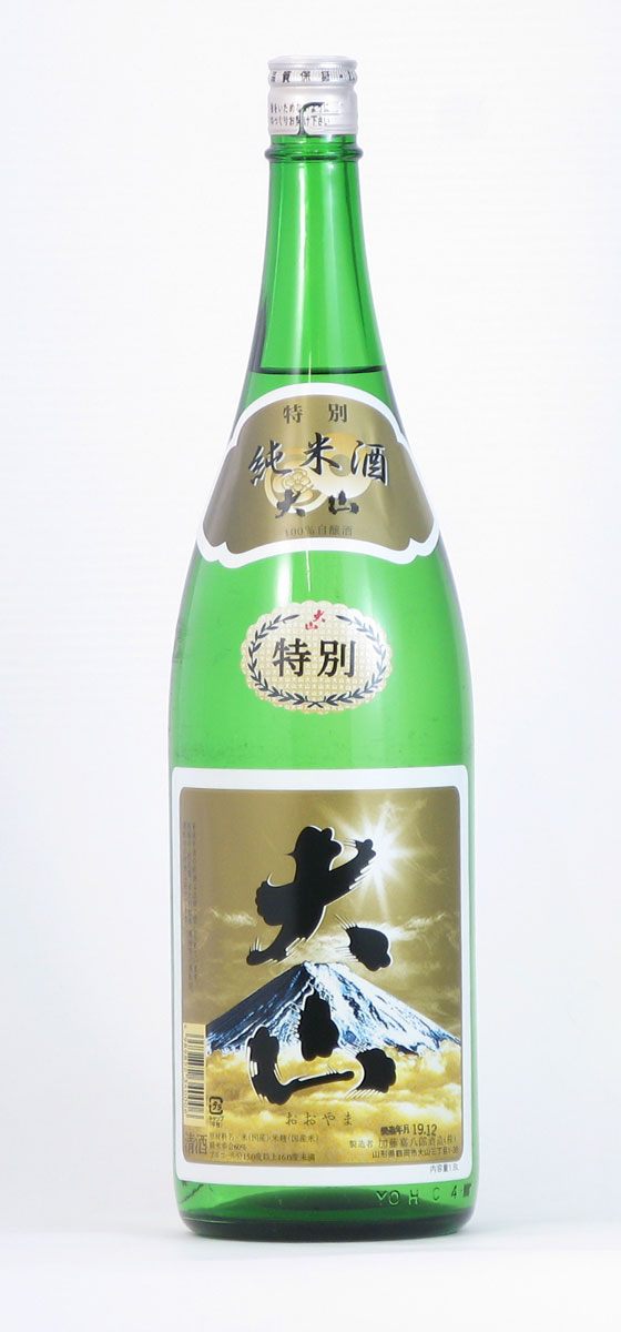 加藤嘉八郎酒造 大山 特別純米