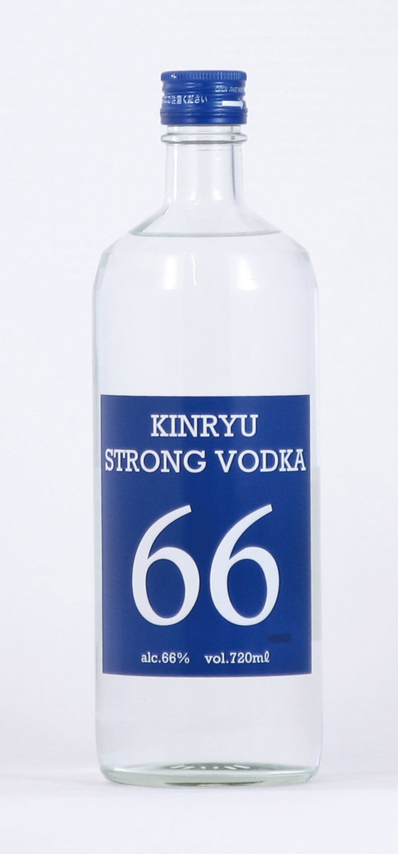 金龍 ストロング ウォッカ66