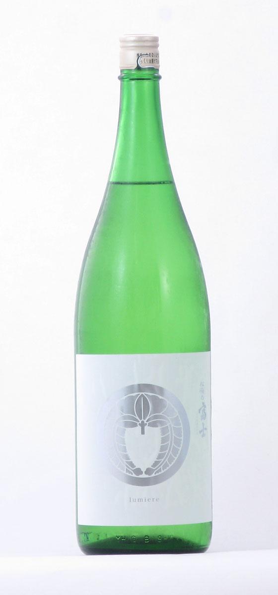 松山酒造 家紋 純米吟醸 ルミエール